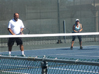 2014 - Mixed Doubles Tournament